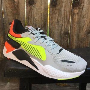 Puma men's RS-X Hard Drive sneakers Sz 14 shoes